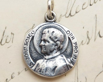 St John Bosco Medal - Antique Reproduction