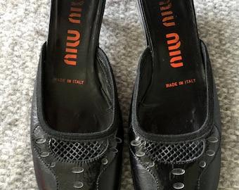 90s Miu Miu shoes