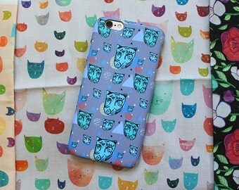 Rad Tigers phone cover: iPhone or Samsung