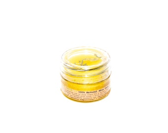 Forest Balm . moisturizing all natural forest scented salve