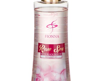 Rose Shampoo with Natural Bulgarian Rose Oil 250 ml 8.5 oz.