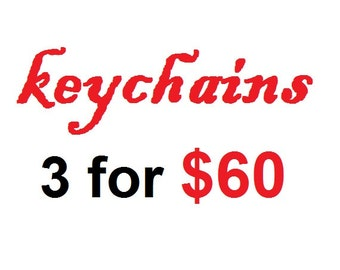 Christmas Gifts, Stocking Stuffers, Friend Gifts, Stamped Keychains, 3 for 60, Womens Keychain, Mens Keychain, Unisex Gifts, Offensive, Keys