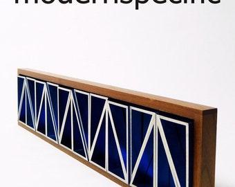 RARE Mid-Century Modernist Austin Enterprises Sculptural Puzzle By AUSTIN COX