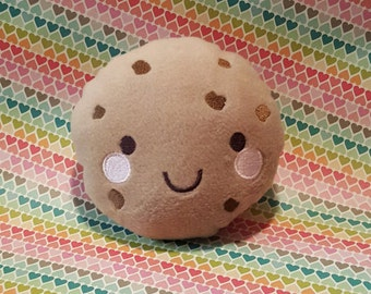 Smiley Cookie Plush