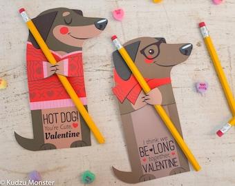 """Shop """"weiner dog"""" in Paper & Party Supplies"""