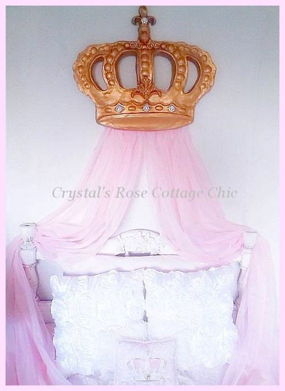 Pair Of Sheer Panels For Your Bed Crown Canopy Teester