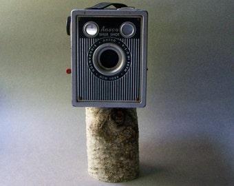 Vintage ANSCO Shur Shot Camera ~ Box Camera