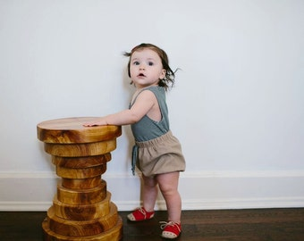 The Basic Linen Bloomers