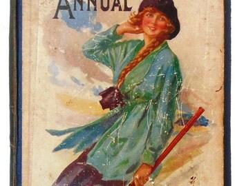 The School Girl's Annual 1923