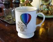 World's Fair New Orleans 1984 Cup Mug Vintage