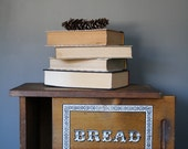 Wood Bread Box by: Knock on Wood Co.