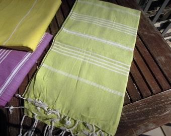 peshtemal - bath towel - couple gift - bride wedding gift - groomsman- dad gift - mom gift - girlfriend gift - husband gift - coworker gift