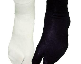 Cotton Nylon Ankle Tabi Socks
