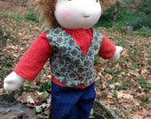 Wadorf Doll 13 Inch Waldorf Inspired Noble Doll Nathan