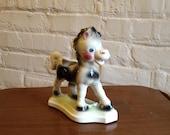 Vintage Pony Planter / Nursery Decor / Planter Collection