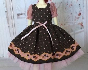 MSD Chocolate Delight lolita dress for BJD