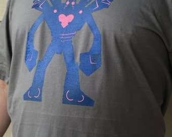 Hugbot Screen Print T-shirt