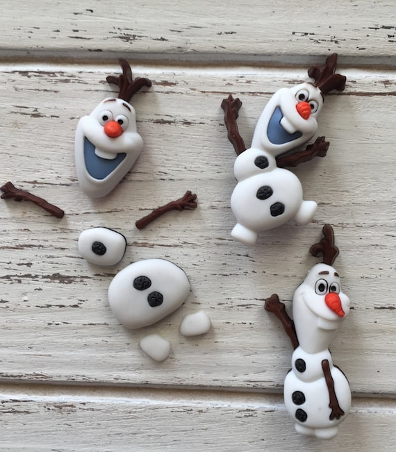 Olaf,  Frozen, Disney Buttons, Packaged Novelty Button Assortment Pacakge by Dress It Up Jesse James, Crafting, Sewing, Embellishments