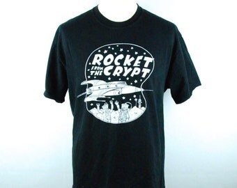1990's Rocket From the Crypt T-Shirt, Boychucker