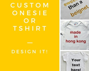 Custom baby romper custom quote baby clothes custom baby custom baby clothes custom baby shirt custom baby gift design your own shirt personalized baby bodysuit negle Images