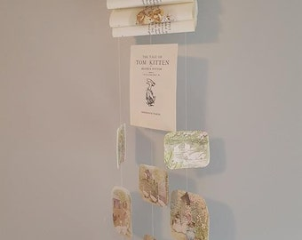 Beatrix Potter - The Tale of Tom Kitten Book Mobile