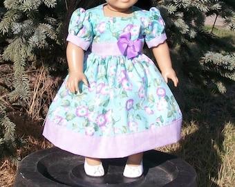 Good Morning Glory Dress Set - 2 pc. set fits 18inch doll