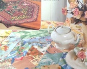 Reversible Table Toppers by Anita Murphy