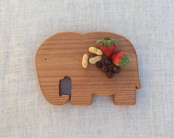 Elephant Breakfast Board