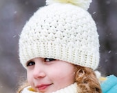 Crochet Hat Pattern, Crochet Scarf Pattern, The Snow Squall Hat and Scarf Pattern, Toddler, Kids, Adult, DIY, Crochet Neck Warmer Pattern,