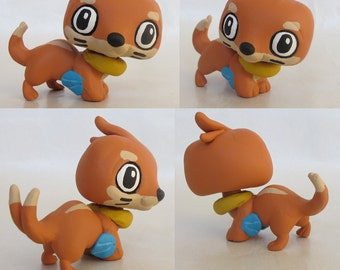 Buizel Custom LPS Pokemon inspired