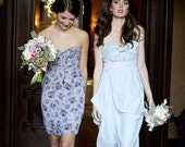 The Lissette dress (pictured on right)