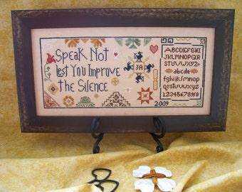 Quaker Silence