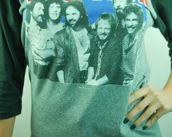 Vintage 38 Special shirt 80s Tee 3/4 Sleeve Baseball Band tee Concert shirt 80s Shirt Southern Rock High Fashion High Style