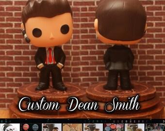 Dean Smith - Custom SPN Funko pop