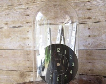 Vintage Glass Display Dome Extra Large Cloche