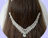 Hair Chain Head Chain Hair Jewelry Head Jewelry Headpiece Head Jewelry Chain Bridal Hair Chain Wedding Head Chain - Fzy