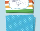 Skin Care, PC Thank you Cards - FREE SHIPPING