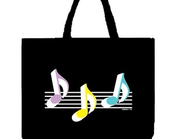 Image result for Way to choose a music themed tote bag