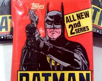 Batman Trading Cards Series 2- BATMAN