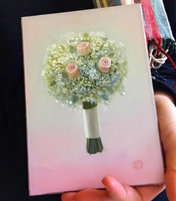 Wedding Gift Painting : ... Gifts Guest Books Portraits & Frames Wedding Favors All Gifts