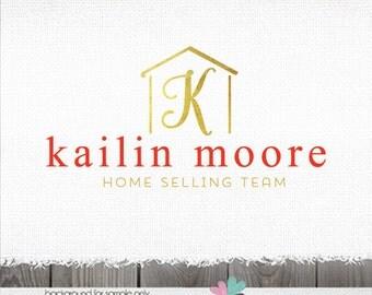 premade logos Realty Logo premade logo house logo photography logo home selling logo Photography logos real estate agent logo broker logo