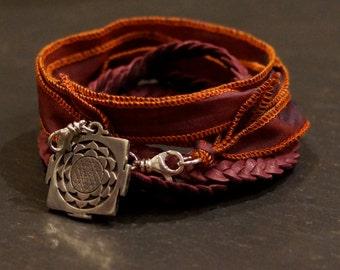 Unity /Warrior Wrap/ bracelet/necklace/ALCCREATIONS