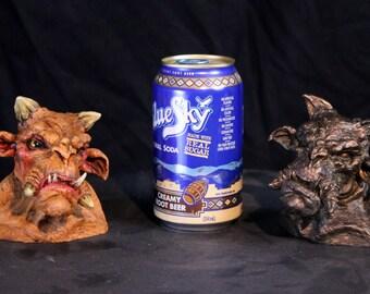 Ogre Troll Monster Orc Bust Bronze Mini-Bust