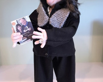 INA GARTEN Barefoot Contessa Art Doll Cloth