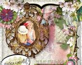 You're My Apple Blossom by Papier Creatif Spring Digital Scrapbook Kit