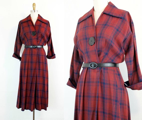 Vintage Homecoming Dresses Etsy 19