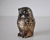 Owl Incense Burner Japan