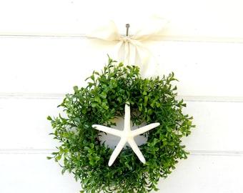 COASTAL BEACH Wreath
