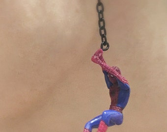 The amazing Spider-Man earrings