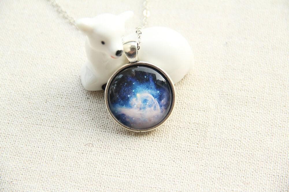 necklaces etsy nebula - photo #37